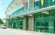 Lightning surge protection system for Phu Quoc Airport