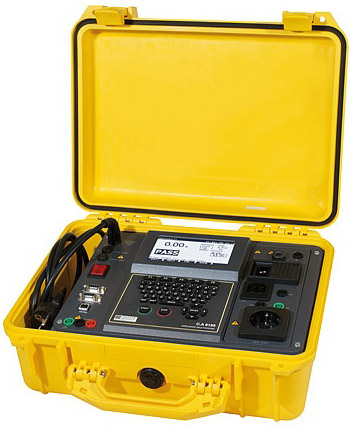 Electrical equipment & machine testers