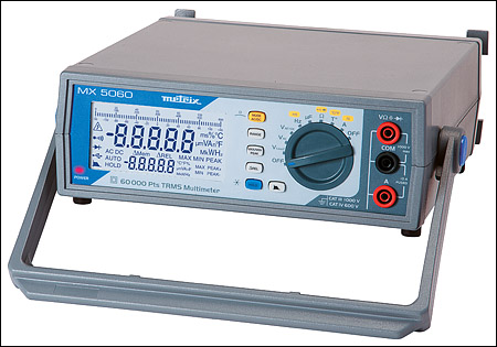 Bench-top Multimeter MX 5060