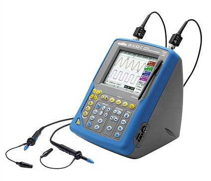 OX6062 Digital laboratory oscilloscope