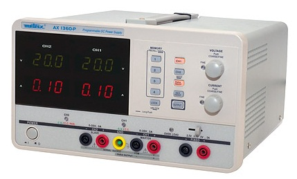 AX1360-P Programmable Controlled Power Supply