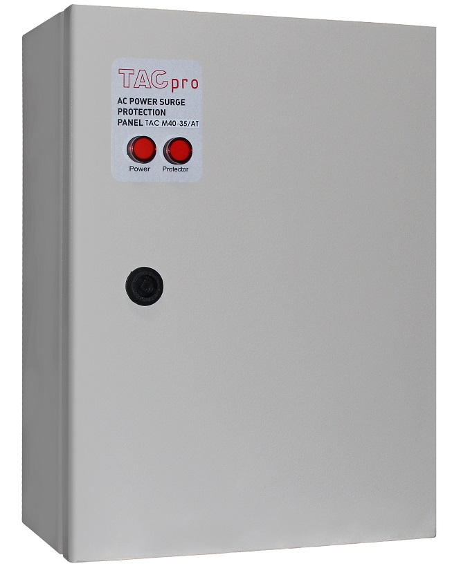 TAC M140-35/AT AC Surge Protection Panel single phase - 140kA