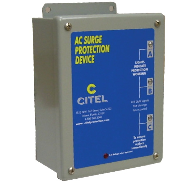 M200 AC Surge Protection Panel