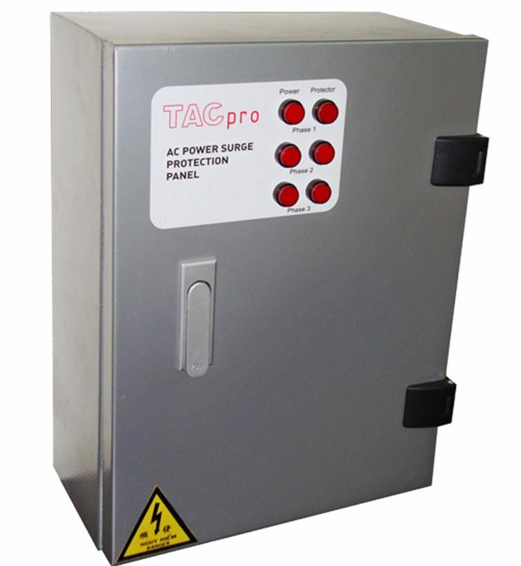 Coordinated protection Cabinets for AC Power