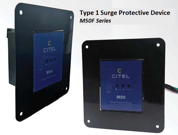 M50 Series Type 1 Surge Protective Device