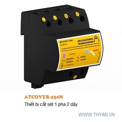 ATCOVER M AC Surge Protector