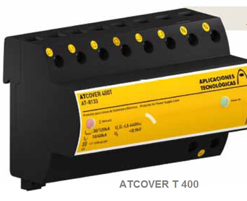 ATCOVER T400 AC Surge Protector