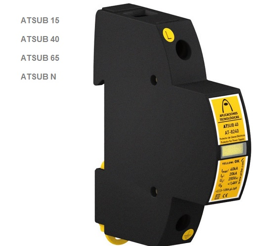 ATSUB65 AC Single phase Surge Protector