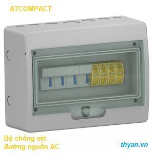 AC Power Surge Protector Panels