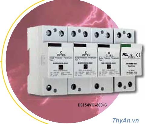 DS154VG Heavy Duty Type 1 AC Surge Protector Device
