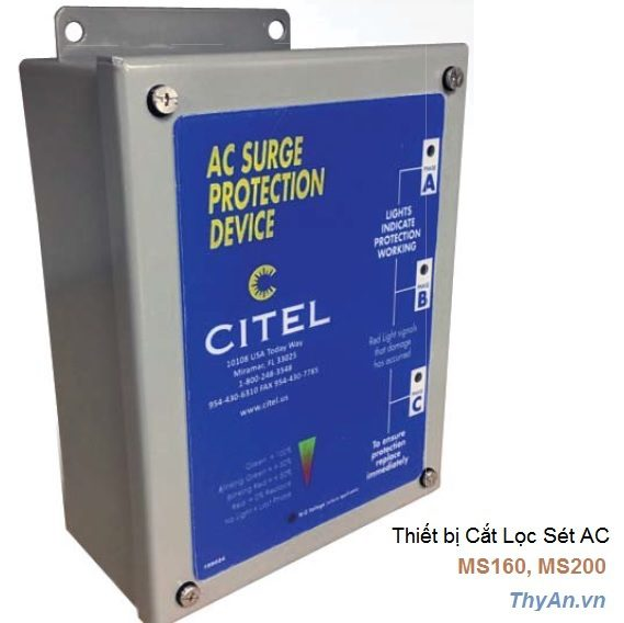MS200 Type 1 Surge Protective Device