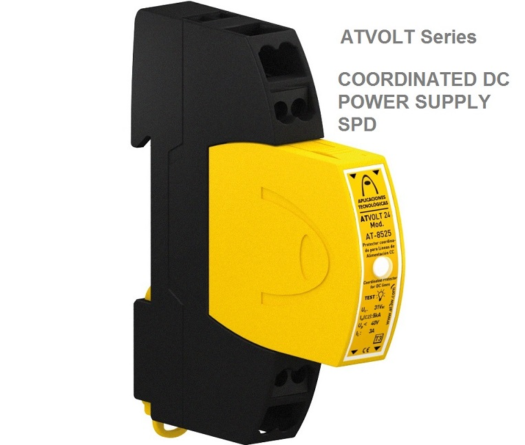 ATVOLT 5 Coordinated DC Surge Protector 5Vdc