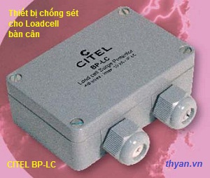 BP-LC Load Cell Surge Protector