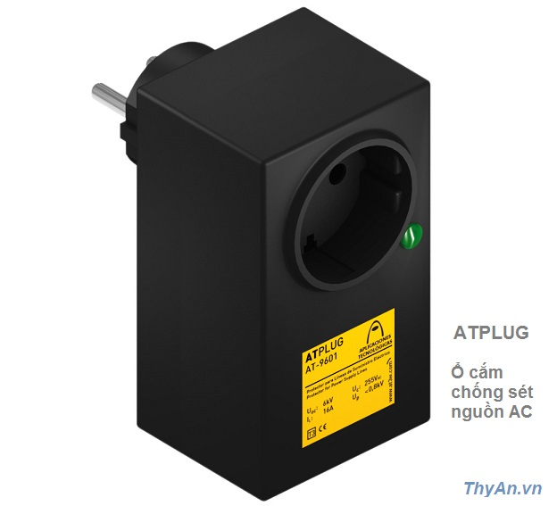 ATPLUG POWER SUPPLY PLUG-IN SPD