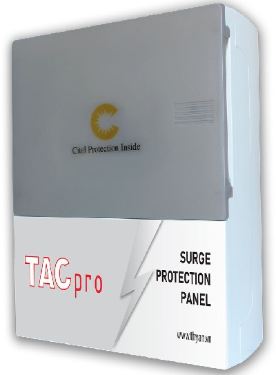 TACpro AC Surge Protection Panels - Type 2/3