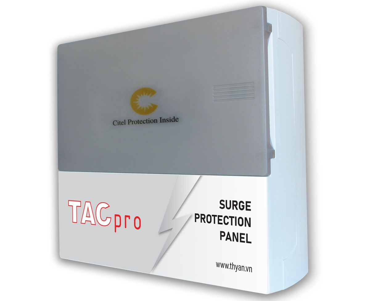 TACpro AC Surge Protection Panels - Type 1+2