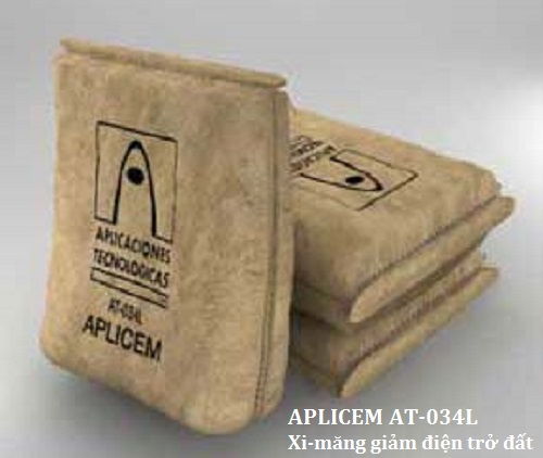 APLICEM Ground enhancing cement