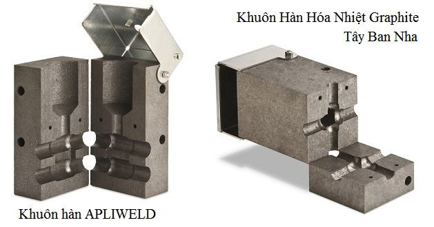 Exothermic Welding Graphite Moulds