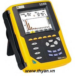 CA8336 Power and Energy Analyzer 4U/4I