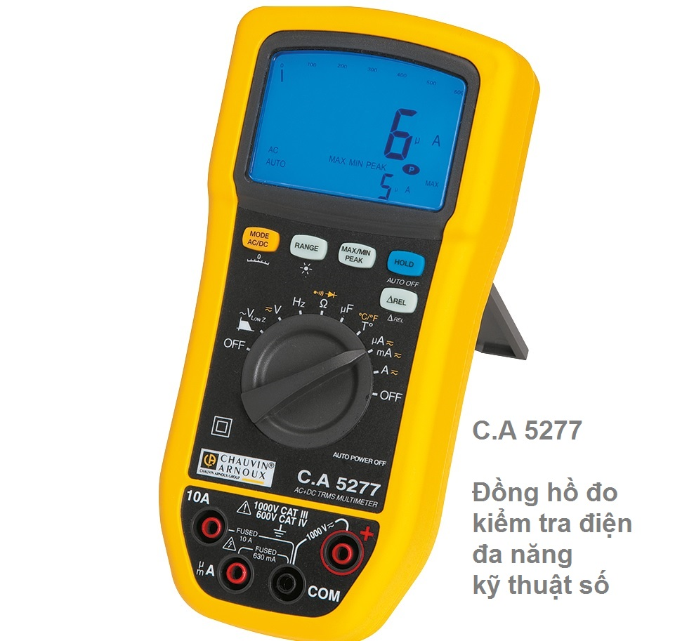 CA5277 AC-DC digital multimeter