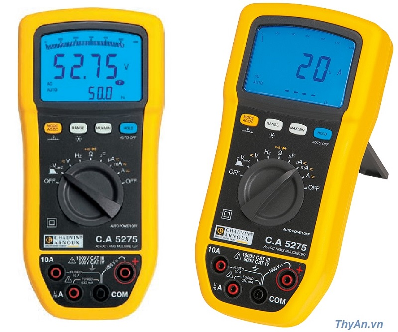 C.A 5275 TRMS Multimeters
