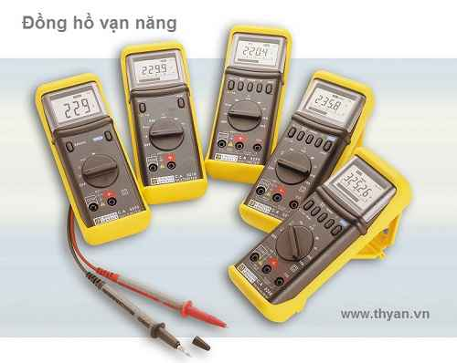 Analog & Digital Multimeters