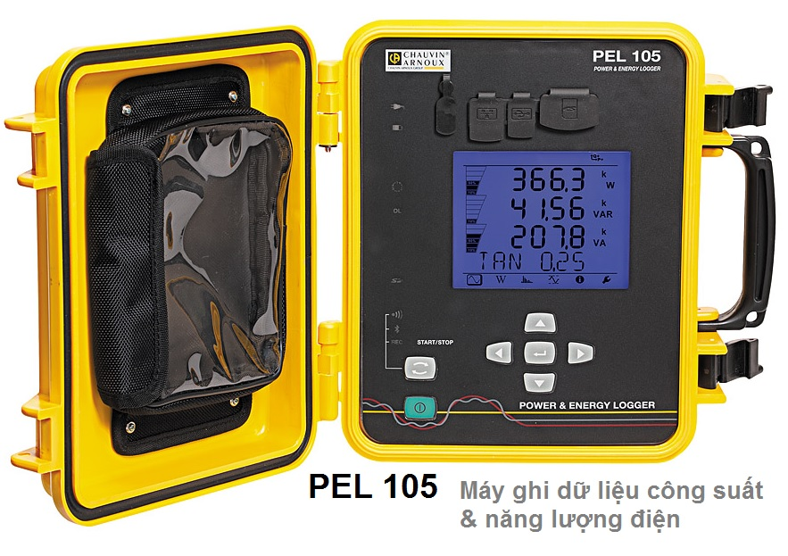 PEL105 Power and Energy Logger