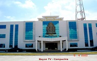 Lightning protection system for Bayjon TV - Cambodia