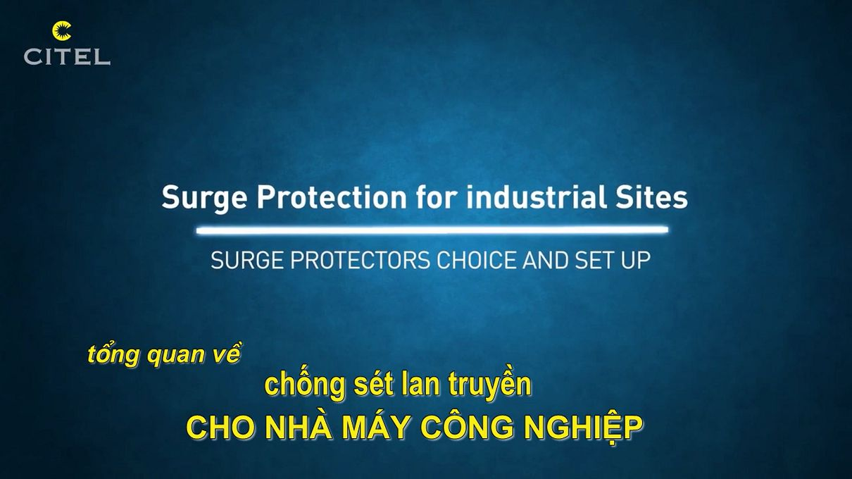 Surge Protection For Industrial sites - choice and setup